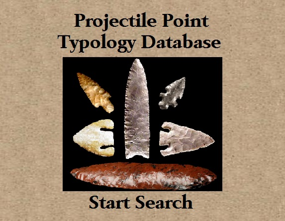 Projectile Point Identification Guide