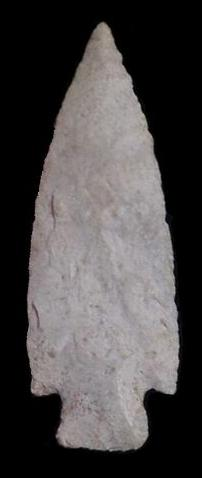 delhi projectile point